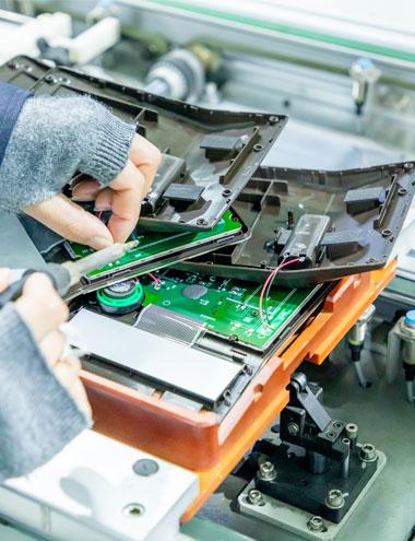 线束自动化设备应用行业