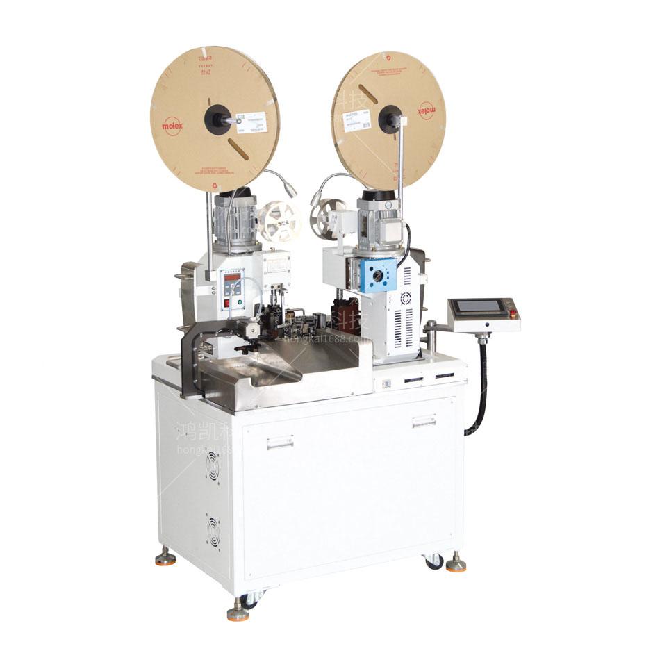 YHK-01全自动双头端子压接机